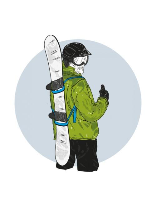 Skiback Snowboarding
